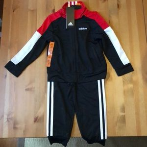 NWT Adidas Tracksuit